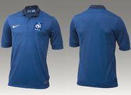 nouveau maillot-equipe-de-france de football-nike