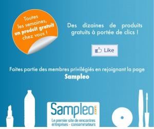 Sampleo le premier site de rencontres entreprises consommateurs