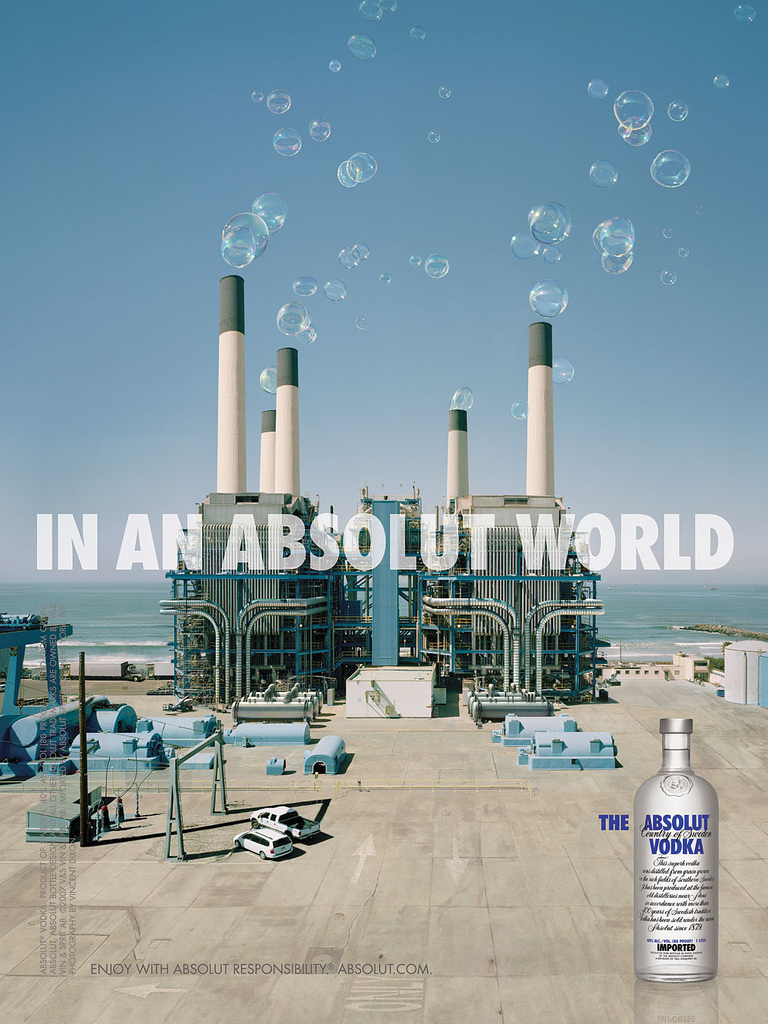 absolut_vodka_world_usine-In an absolut world : Des usines non polluantes !