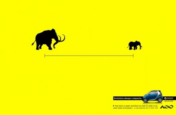 L'éléphant c'est déjà gros, alors le mamouth...