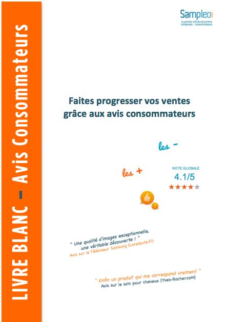 Livre Blanc avis consommateurs