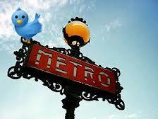 Twitter Metro