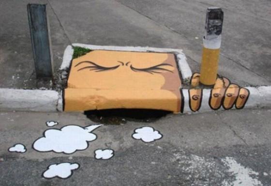 Campagne anti tabac