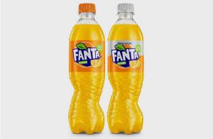 fanta bouteille